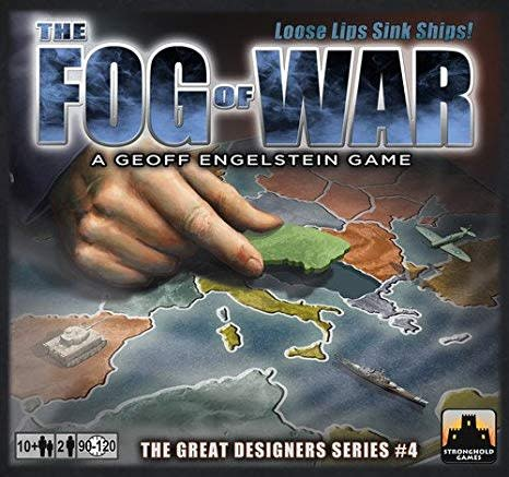 Stronghold Games The Fog of War