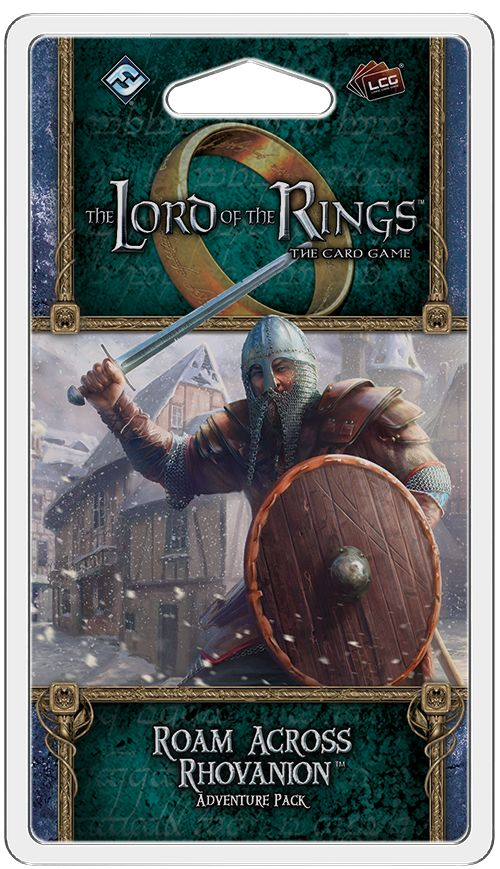 Fantasy Flight Lord of the Rings LCG: Roam Across Rhovanion