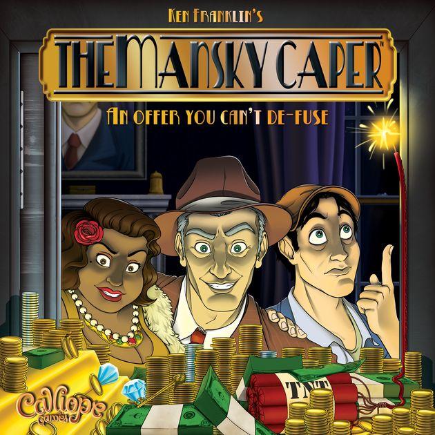Calliope The Mansky Caper