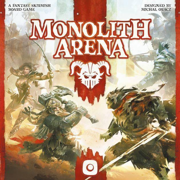 Portal Games Monolith Arena