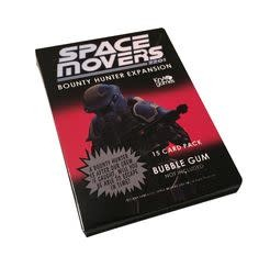 Kna Games Space Movers Bounty Hunter Expansion