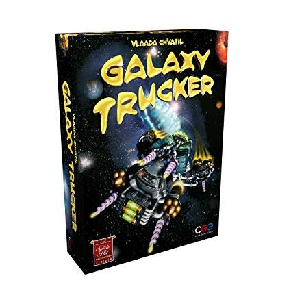 CGE Galaxy Trucker