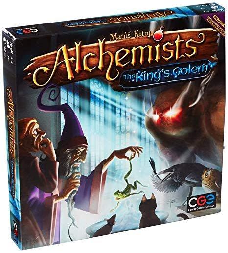 CGE Alchemists: The King's Golem
