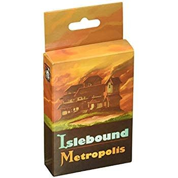 Red Raven Games Islebound: Metropolis