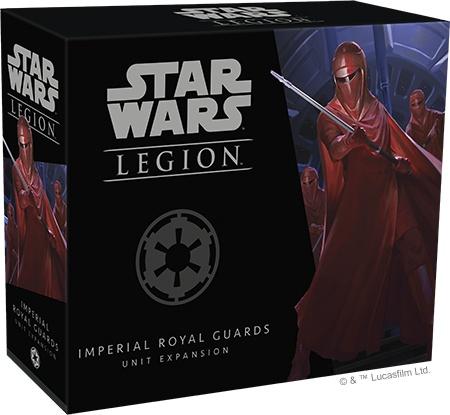 Fantasy Flight Star Wars Legion: Imperial Royal Guards