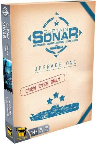 Matagot Captain Sonar: Upgrade 1 Expansion (30% off)