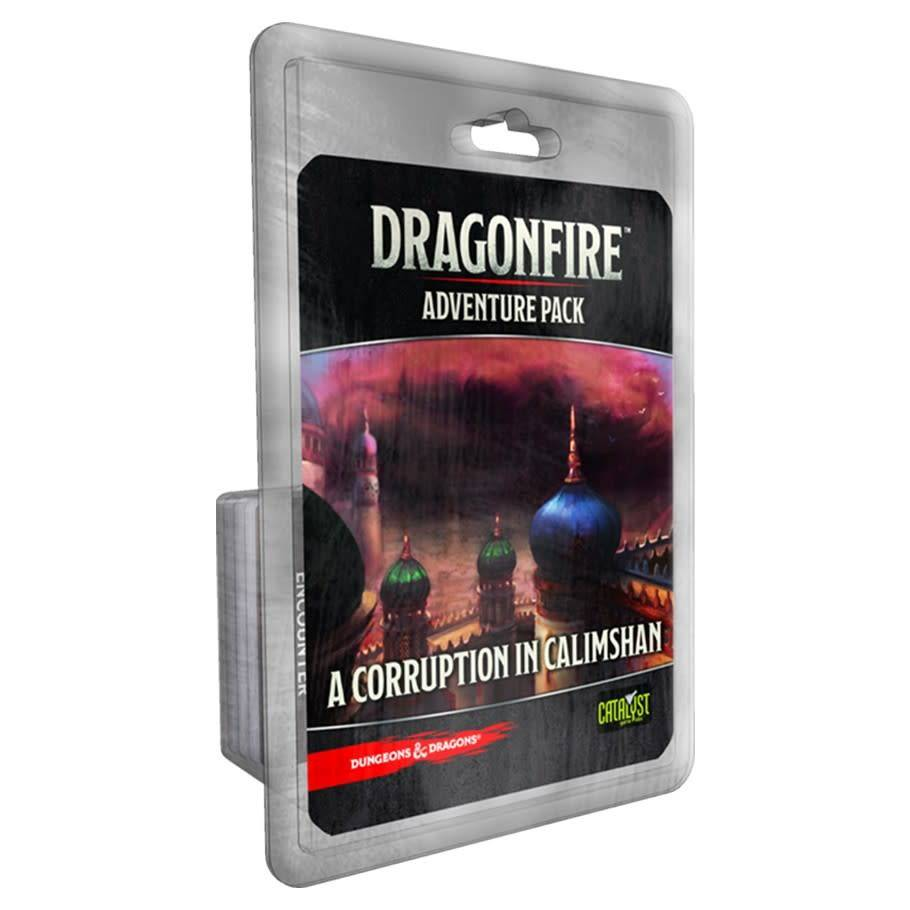Wizards of the Coast Dragonfire: A Corruption in Calimshan