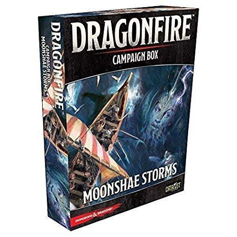 Catalyst Dragonfire: Moonshae Storms Campaign Box