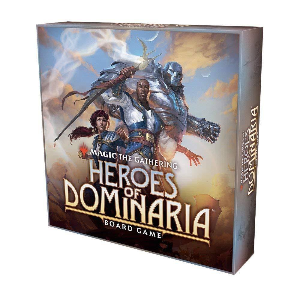 Wizkids Heroes of Dominaria MTG board game Standard Edition