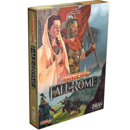 Zman Pandemic: The Fall of Rome
