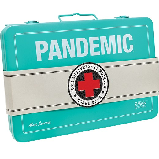 Zman Pandemic: 10th Anniversary Editon