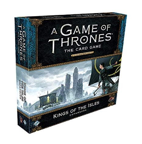 Fantasy Flight Game of Thrones LCG: King of the Isles (2nd ed)
