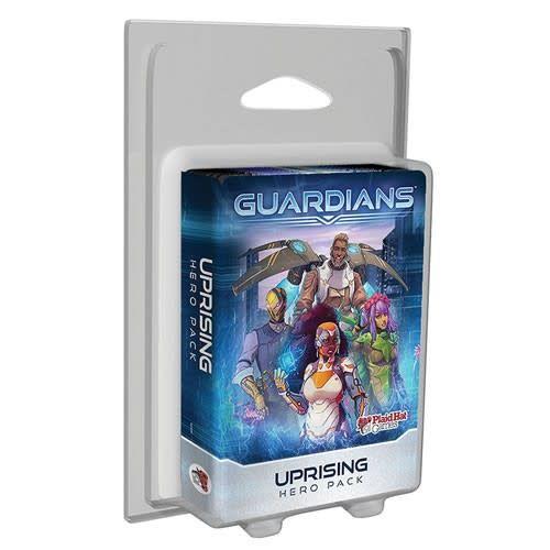 Plaid Hat Games Guardians: Uprising- Hero pack