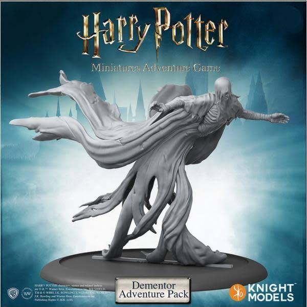 Knight Models Harry Potter Miniatures Adventure Game: Dementor Adventure Pack