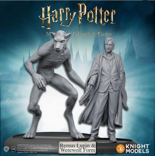 Knight Models Harry Potter Miniatures Adventure Game: Remus Lupin & Werewolf Form