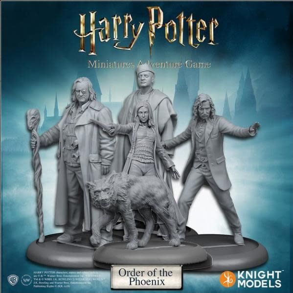 Knight Models Harry Potter Miniatures Adventure Game: The Order of the Phoenix Pack