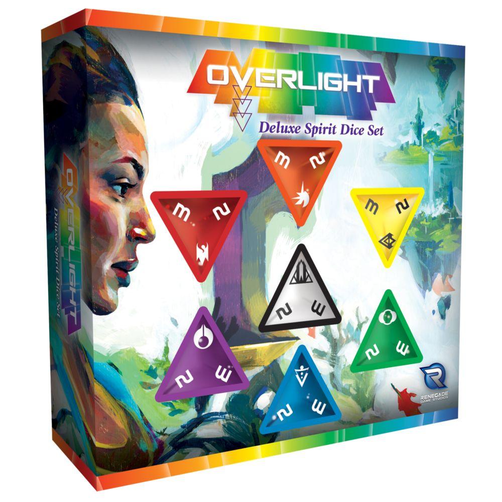Renegade Overlight RPG: Deluxe Spirit Dice set