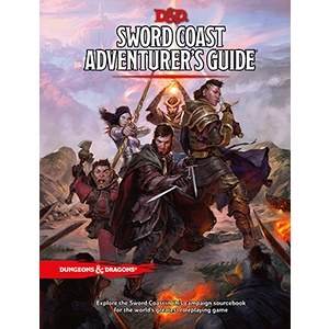 Wizards of the Coast Dungeons and Dragons: D&D: Sword Coast Adventure's