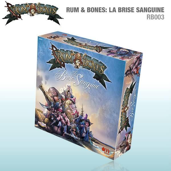 CMON Rum & Bones: La Brise Sanguine