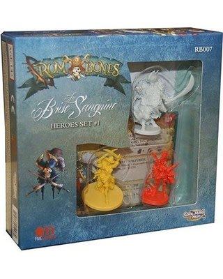 CMON Rum & Bones: La Brise Sanguine Hero Set #1