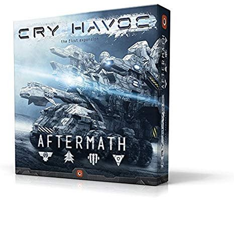 Portal Games Cry Havoc: Aftermath Expansion
