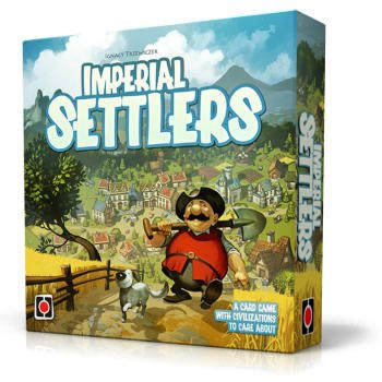 Portal Games Imperial Settlers