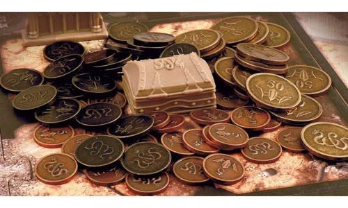 Ares Sword & Sorcery: Metal Coins