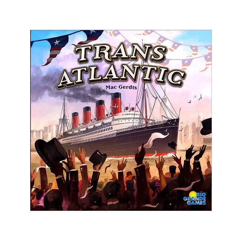 Rio Grande games Trans Atlantic (30% off)