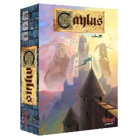 Rio Grande games Caylus