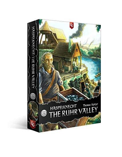 Capstone games Haspelknech The Ruhr Valley