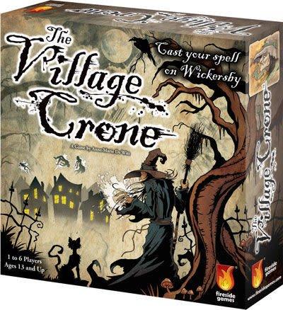 Fireside games The Village Crone