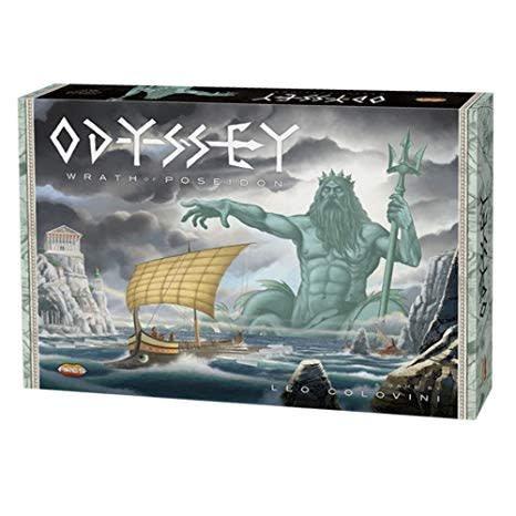 Ares Odyssey:  Wrath of Poseidon