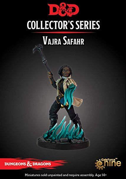 Gale Force Nine D&D Collector Series Mini: Vajra Safahr