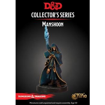 Gale Force Nine D&D Collector Series Mini: Manshoon