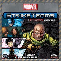 Wizkids Heroclix Marvel Strike Team