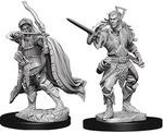 Wizkids D&D Nolzur Miniature: Male Elf Rogue