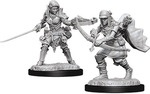 Wizkids Pathfinder Miniature: Female Half Elf Ranger