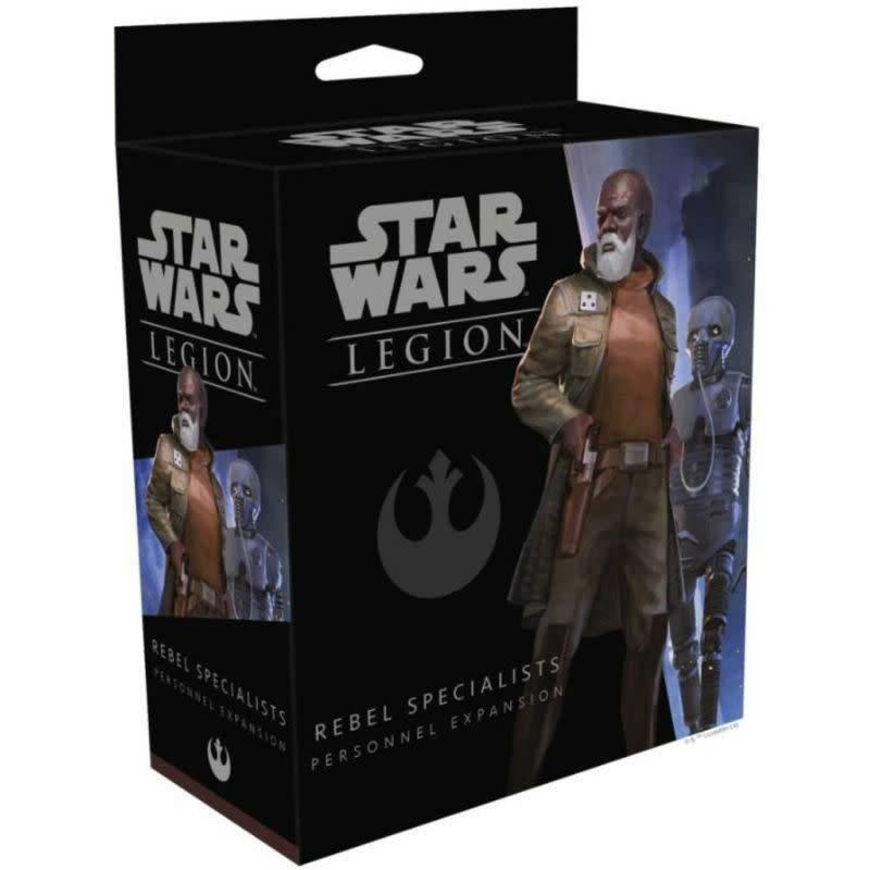 Fantasy Flight Star Wars Legion: Rebel Specialists