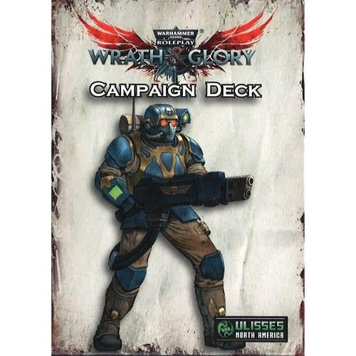 Games Workshop Warhammer 40K RPG: Champaign Deck