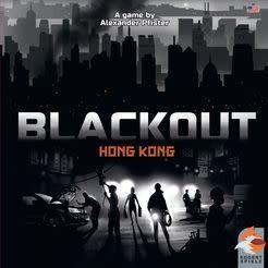 Eggertspiele Blackout Hong Kong