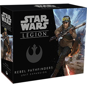 Fantasy Flight Star Wars Legion: Rebel Pathfinders Unit