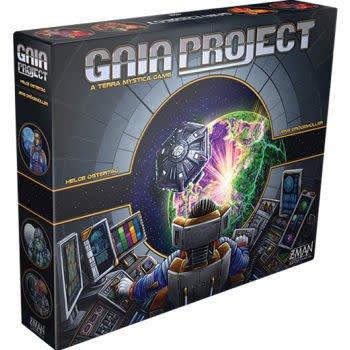 Zman Gaia Project: A Terra Mystica Game