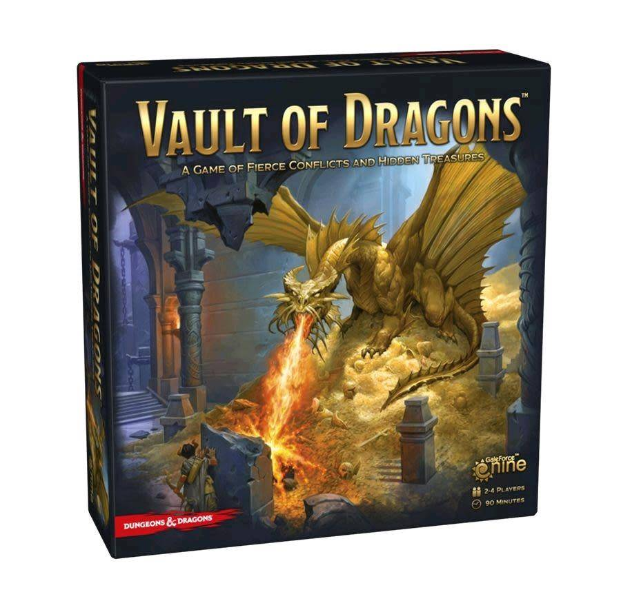 Gale Force Nine Vault of Dragons