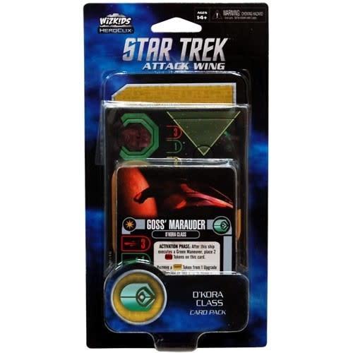 Wizkids Star Trek Attack Wing: D'Kora Class Card Pack