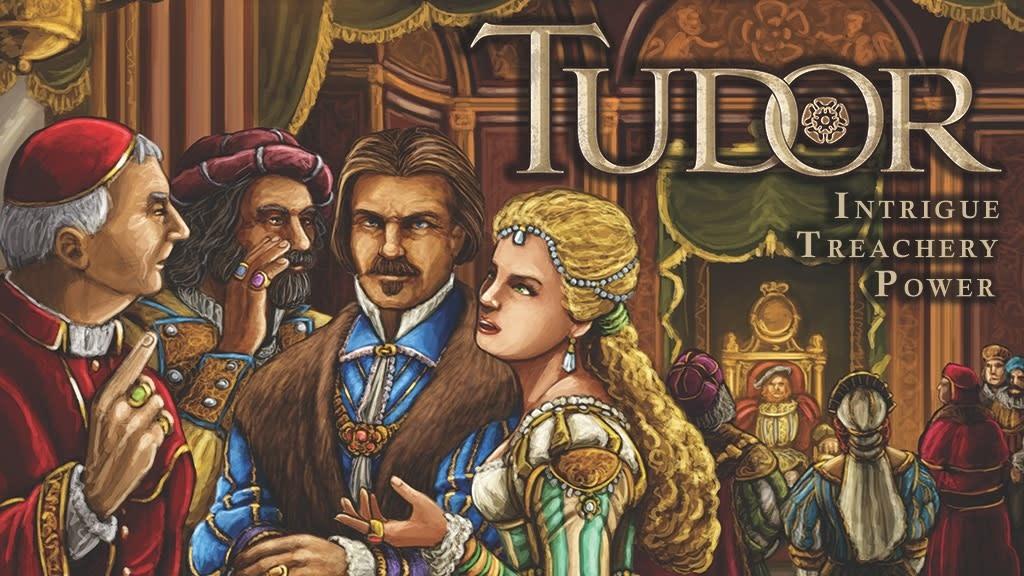 Academy games Tudor