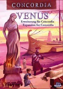 Rio Grande games Concordia: Venus