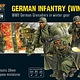 Warlord games Bolt Action: German- Infantry (winter)
