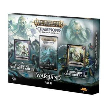 Games Workshop Warhammer CCG: warband Pack