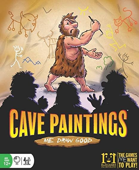 R & R Games Cave Paintings