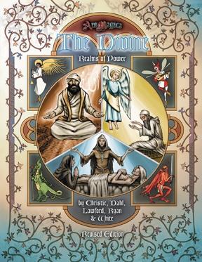 Atlas games Ars Magica RPG: Realms of Power, Divine Softcover